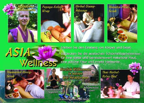 Asia Wellness  Wellness & Beauty Massagen