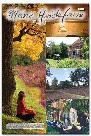 Wellness Hotel Deutschland präsentiert Heidefarm