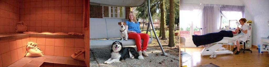 Wellnessurlaub mit dem Hund