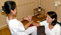 Thailändische Hand und Armmassage in meiner Heidefarm TB