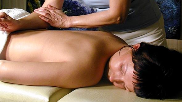 Honig Ingwer Massage in meiner Heidefarm