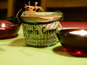 Kigelia Creme - Zaubercreme aus Afrika