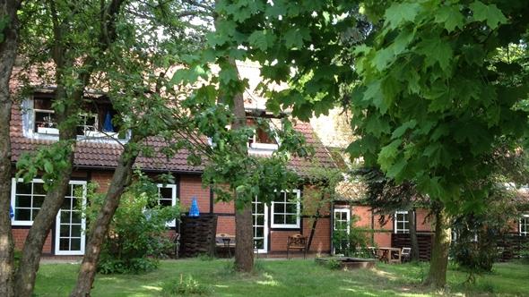Landhaus Appartement für 2 - 4 Personen in meiner Heidefarm
