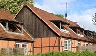 Landhaus Appartement für 2 Personen in meiner Heidefarm TB