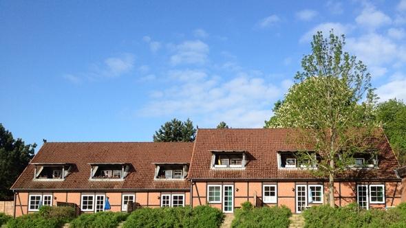 Landhaus Appartements für vier Personen in meiner Heidefarm