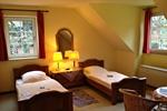 Schlafzimmer des Landhaus Appartement für 2 - 3 Personen in meiner Heidefarm