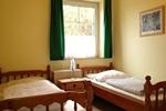Kleines Schlafzimmer im Landhaus Appartement für vier Personen in meiner Heidefarm