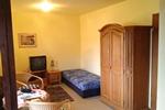 Wohnraum des Landhaus Appartement für 2 Personen in meiner Heidefarm