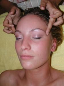 Ayurvedische Kosmetik und Gesichtspflege